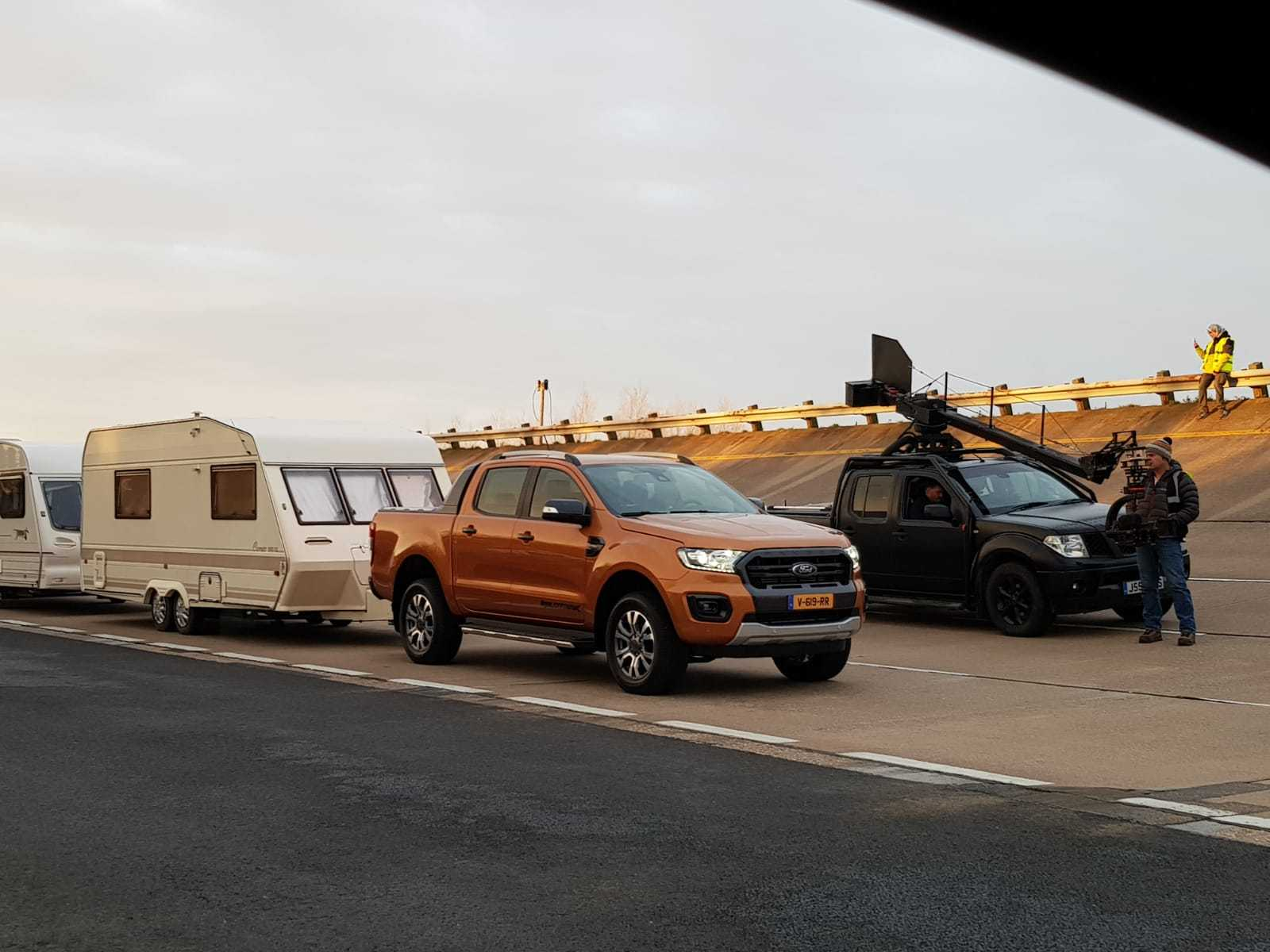 The New Ford Ranger - Tow whatever the hell you want!