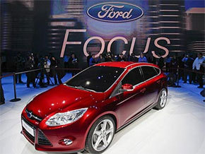 New Ford Focus Launch