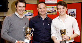 Swift Collects Award and Looks Forward to Croft