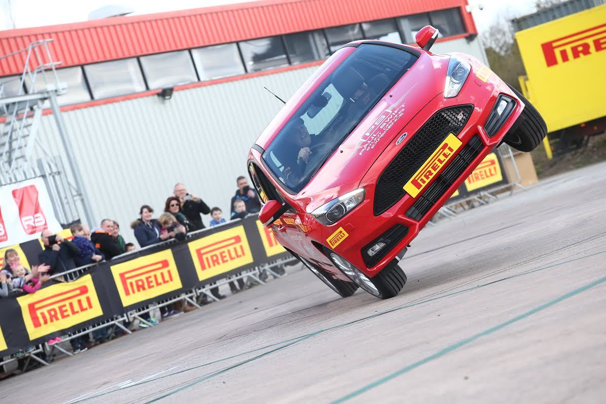 Pirelli Family Day - Carlisle