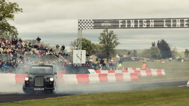 Thousands flock to motoring event at Ingliston