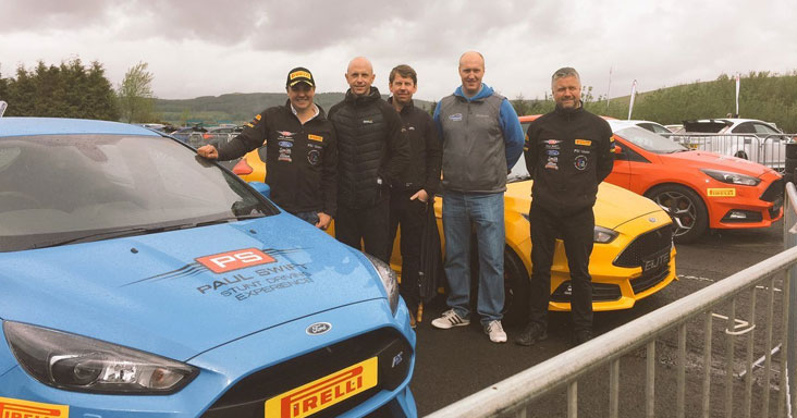 Scottish Ford Live & Hot Hatch Car Trackday