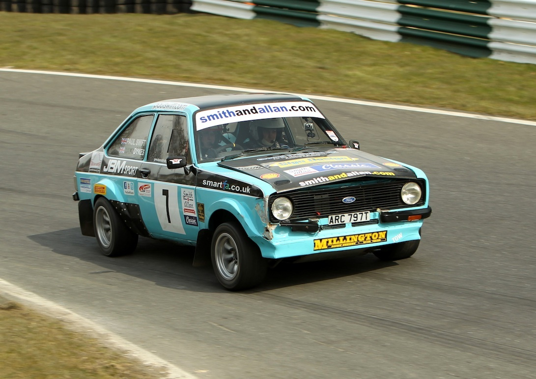 Swift Claims Runner Up At Cadwell Park Rally
