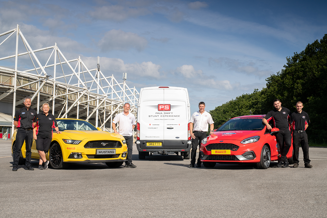 Paul Swift Stunts added to World Cup Networking Event