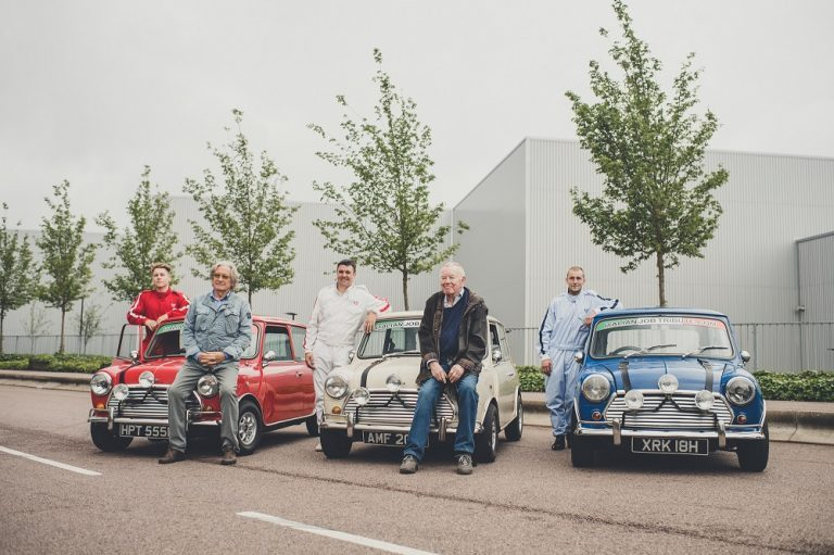 Mini Celebration: Fifty Years since 'The Italian Job'