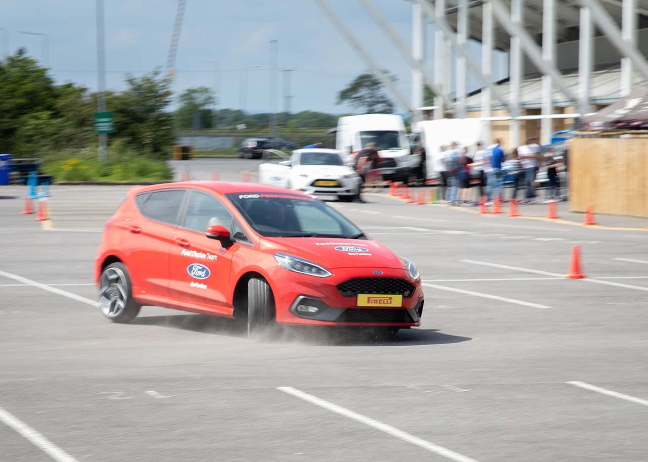 Stunt Driving Experiences: Page Content Image 2