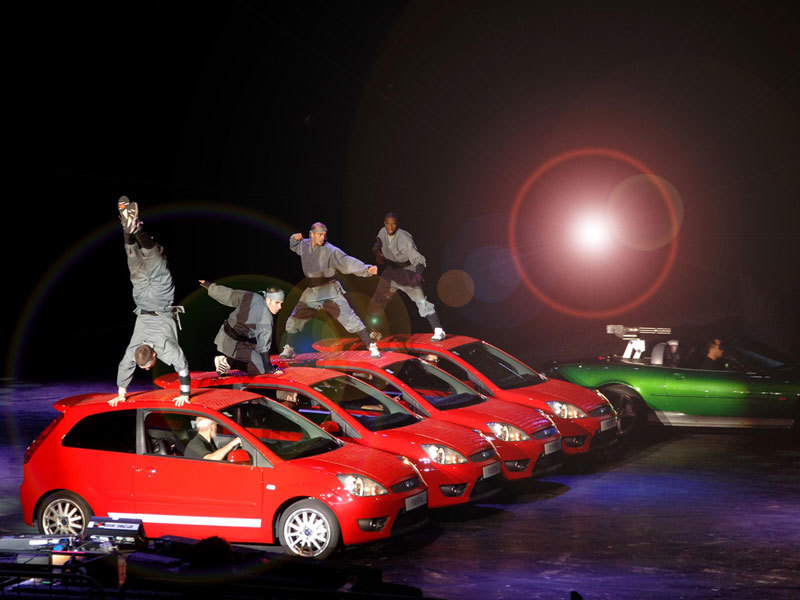 Live Motoring Theatre: Page Content Image 1