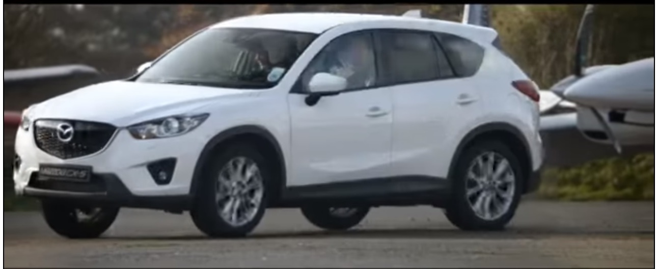 Mazda CX-5 High Speed Stability Test