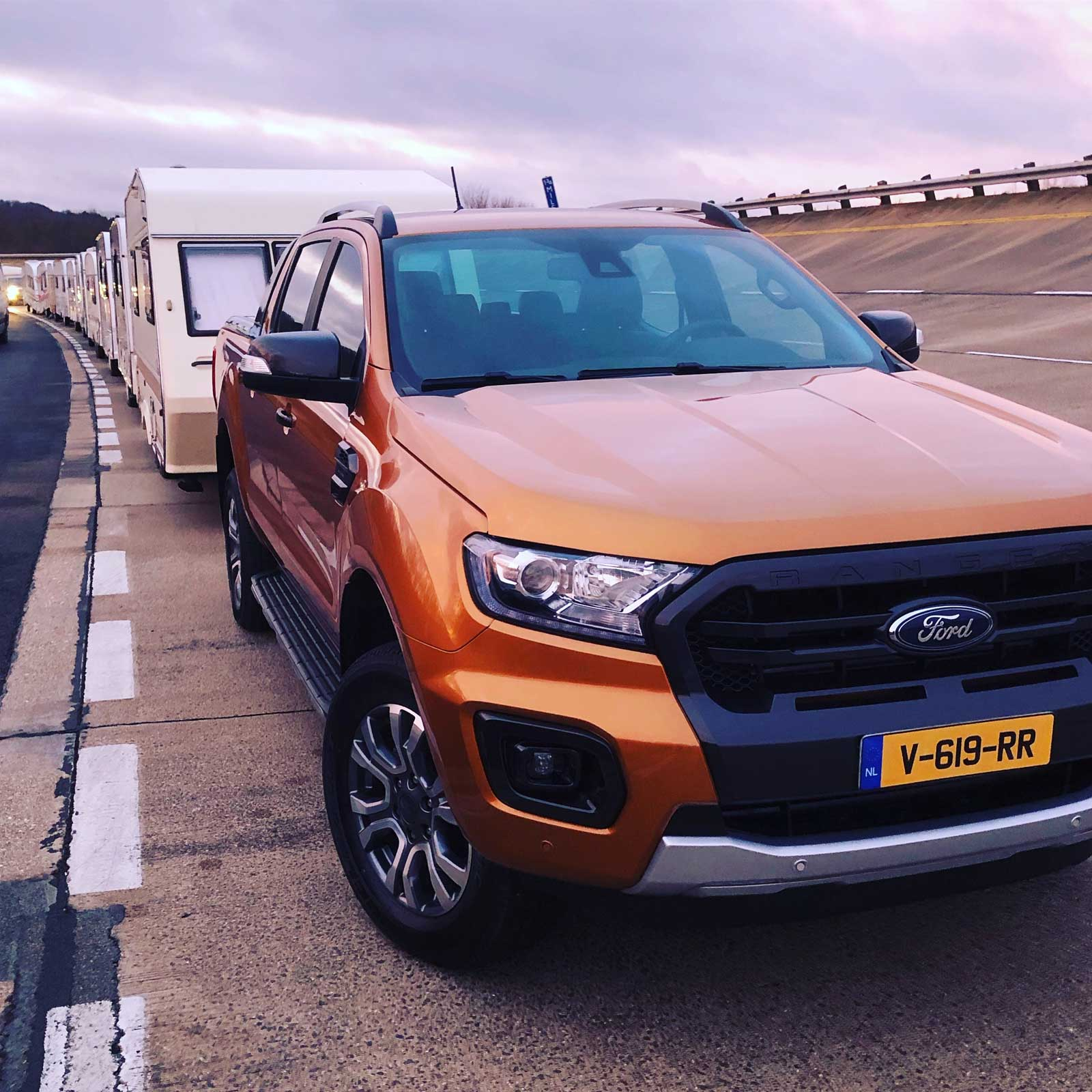 The New Ford Ranger Reveal